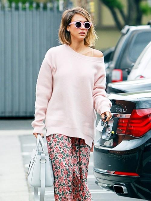 Jessica Alba outfit